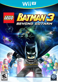 LEGO Batman 3 Beyond Gotham (Wii U) [USED]