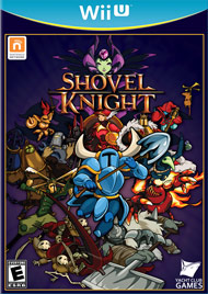 Shovel Knight (Wii U) [USED]