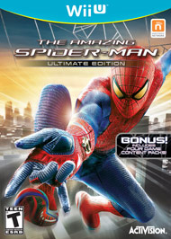 Amazing Spider-Man, The (Wii U) [USED]