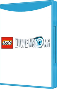 Lego Dimensions (game only) (Wii U) [USED]