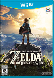 Legend of Zelda, The Breath of the (Wii U) [USED]
