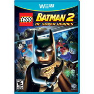 Lego Batman 2 DC Super Heroes (Wii U) [USED]