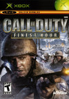 Call of Duty Finest Hour (Xbox) [USED]