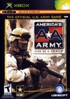 America's Army Rise of a Soldier (Xbox) [USED]