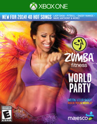 Zumba Fitness World Party (Xbox One) [USED]