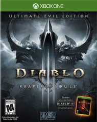 Diablo III Ultimate Evil Edition (Xbox One) [USED]