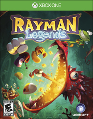 Rayman Legends (Xbox One) [USED]