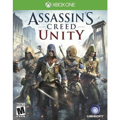Assassin's Creed Unity (Xbox One) [USED]