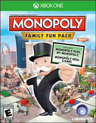 Monopoly Family Fun Pack (Xbox One) [USED]