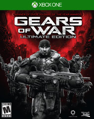 Gears of War Ultimate Edition (Xbox One) [USED]