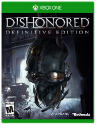 Dishonored Definitive Edition (Xbox One) [USED]