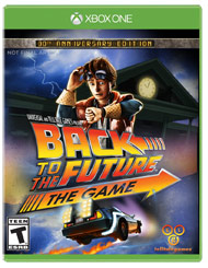Back to the Future The Game (Xbox One) [USED]