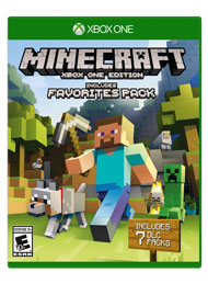Minecraft Xbox One Edition Favorit (Xbox One) [USED]