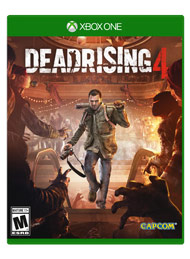 Dead Rising 4 (Xbox One) [USED]
