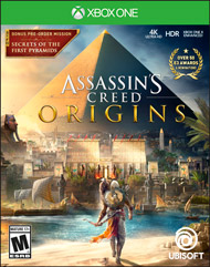 Assassin's Creed Origins (Xbox One) [USED]