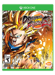 DRAGON BALL FighterZ (Xbox One) [USED]