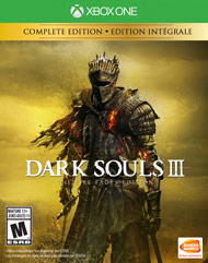 Dark Souls III The Fire Fades Edit (Xbox One) [USED]