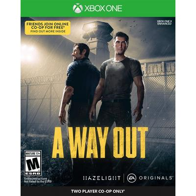 A Way Out (Xbox One) [USED]