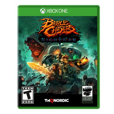 Battle Chasers Nightwar (Xbox One) [USED]