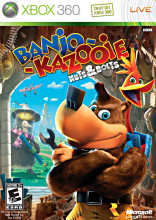 Banjo-Kazooie Nuts & Bolts (Xbox 360) [USED DO]