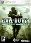 Call of Duty 4 Modern Warfare (Xbox 360) [USED DO]