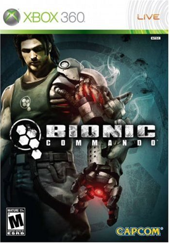 Bionic Commando (Xbox 360) [USED]