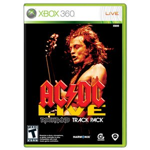 AC/DC Live Rock Band Track Pack (Xbox 360) [USED]