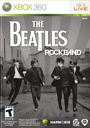 Beatles, The Rock Band (Xbox 360) [USED]