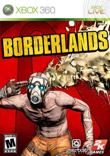 Borderlands (Xbox 360) [USED]