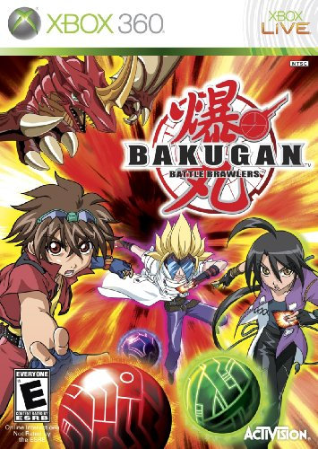 Bakugan Battle Brawlers (Xbox 360) [USED]