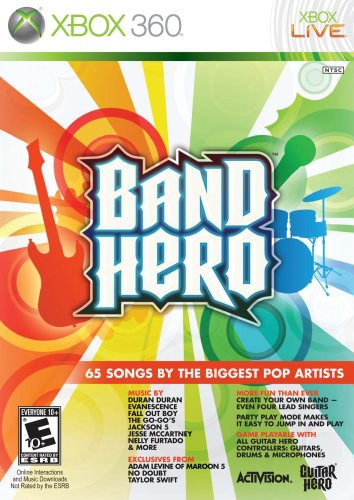 Band Hero (Xbox 360) [USED]