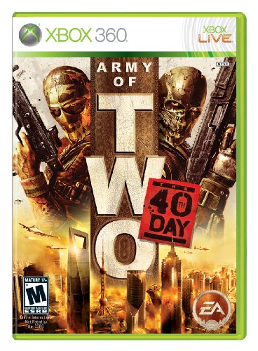 Army of Two The 40th Day (Xbox 360) [USED DO]