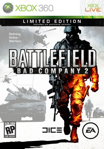 Battlefield Bad Company 2 (Xbox 360) [USED]