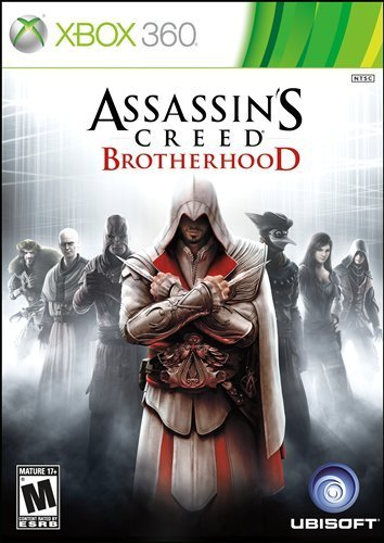 Assassin's Creed Brotherhood (Xbox 360) [USED]
