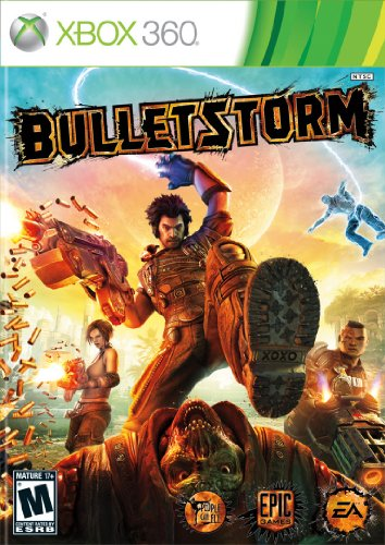 Bulletstorm (Xbox 360) [USED DO]