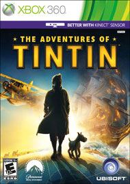 Adventures of Tintin, The The Game (Xbox 360) [USED]
