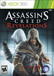 Assassin's Creed Revelations (Xbox 360) [USED DO]