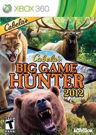 Cabela's Big Game Hunter 2012 (gam (Xbox 360) [USED]