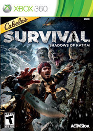 Cabela's Survival Shadows of Katma (Xbox 360) [USED]