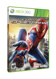 Amazing Spider-Man, The (Xbox 360) [USED]