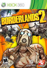 Borderlands 2 (Xbox 360) [USED]