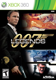 007 Legends (Xbox 360) [USED]
