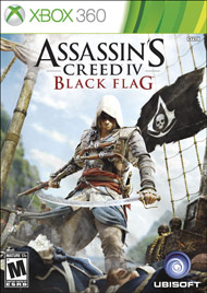 Assassin's Creed IV Black Flag (Xbox 360) [USED DO]