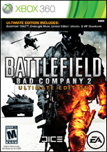 Battlefield Bad Company 2 Ultimate (Xbox 360) [USED]