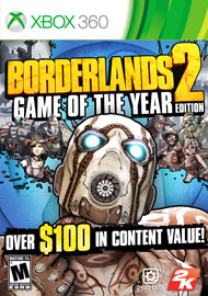 Borderlands 2 Game of the Year (Xbox 360) [USED DO]