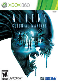 Aliens Colonial Marines (Xbox 360) [USED]