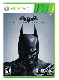 Batman Arkham Origins (Xbox 360) [USED]