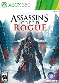 Assassin's Creed Rogue (Xbox 360) [USED]
