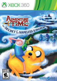 Adventure Time The Secret of the N (Xbox 360) [USED]