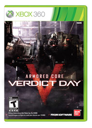 Armored Core Verdict Day (Xbox 360) [USED]